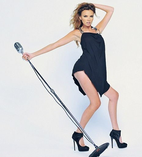 nadine coyle hot. NADINE COYLE looks smoking hot